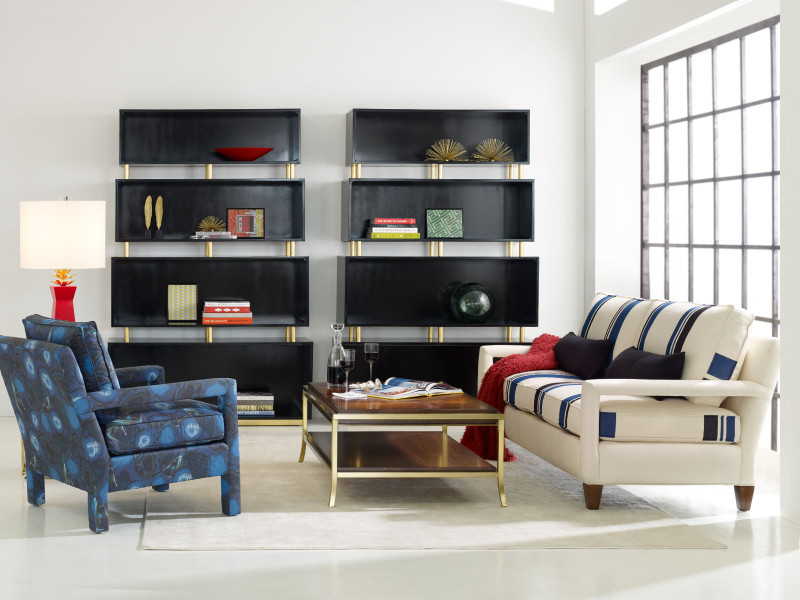 CYNTHIA ROWLEY FOR HOOKER FURNITURE SKYLINE BOOKCASE